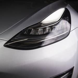 Bilde av Tesbros Lyktbeskytter-Folie Tesla Model 3 & Y