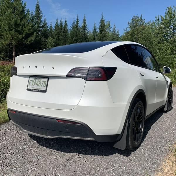 Mud flaps skvettlapper Tesla Model Y