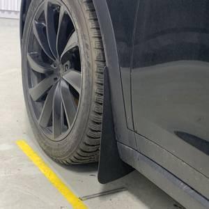 Bilde av Mud flaps skvettlapper Tesla Model X
