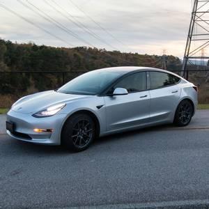Bilde av Pillar Delete Tesla Model 3
