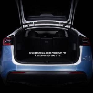 Bilde av Tesbros Trunk Beskyttelse Tesla Model Y