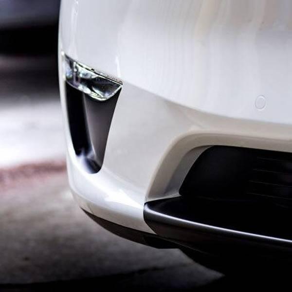 TesBros Folie Frontfanger Sport Mode Tesla Model Y