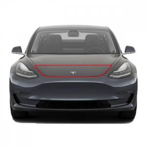 Bilde av Tesla Model 3 2018-> Panserbeskytter Folie