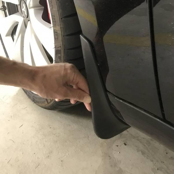 Skvettlapper Mud Flaps Tesla Model 3